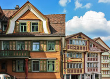 Appenzell, Switzerland Stock Photography