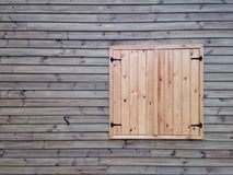 Wooden hut Royalty Free Stock Photos