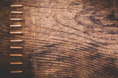 Wooden index background Stock Image