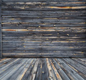 Wooden interior Stock Photo