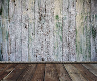 Wooden interior Royalty Free Stock Photos