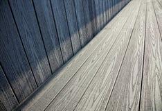 Wooden interior Stock Photo