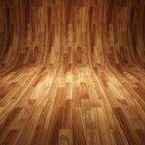Wooden interior Royalty Free Stock Photos