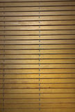 Wooden jalousie Royalty Free Stock Image