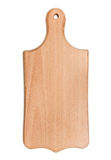 Wooden kitchen board Stock Photo