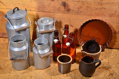 Wooden Kitchen tool Royalty Free Stock Images