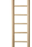 Wooden ladder Royalty Free Stock Image