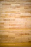 Wooden laminate floor Royalty Free Stock Photography