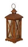 Wooden lantern Royalty Free Stock Image