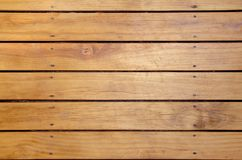 Wooden lath background and texture Royalty Free Stock Photography