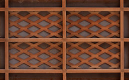 Wooden lath Royalty Free Stock Image