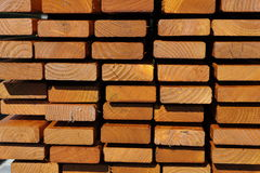 Wooden Laths Royalty Free Stock Photo