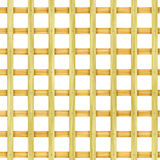 Wooden lattice Royalty Free Stock Photos