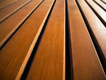 Wooden line floor texture Royalty Free Stock Image