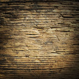 Wooden line texture. Texture Old brown wood line Stock Image