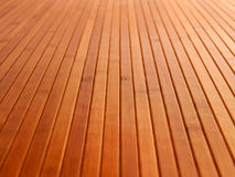 Wooden lines Stock Image
