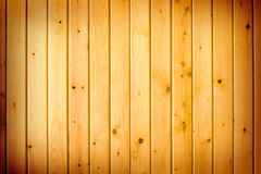 Wooden lining Stock Photo
