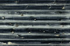 Wooden lining boards wall. dark blue or emerald virid wood texture. background old panels, Seamless pattern. Horizontal planks stock images