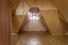 Wooden loft Stock Photos