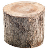 Wooden log Stock Images