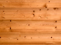 Wooden log wall background Royalty Free Stock Photo