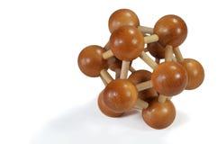 Wooden logic toys Stock Image