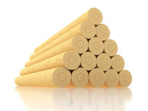 Free Wooden Logs Stock Photos - 27009363