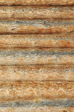 Wooden logs Royalty Free Stock Image