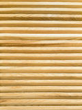 The wooden louver background Stock Image