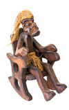 Wooden man Royalty Free Stock Photography