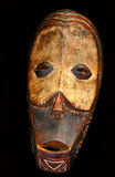Wooden mask. Carved Wooden Mask Royalty Free Stock Photos