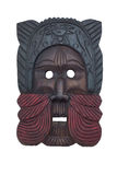 Wooden mask Royalty Free Stock Photography