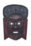 Wooden mask Royalty Free Stock Images