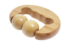 Wooden Massager Royalty Free Stock Images