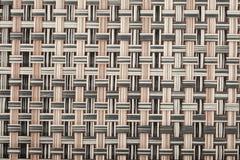 Wooden Mat Texture Stock Images
