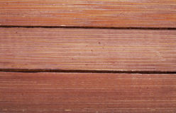 Wooden Mat Texture Royalty Free Stock Image