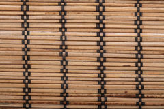 Wooden Mat Texture Royalty Free Stock Photos
