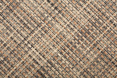 Wooden Mat Texture Royalty Free Stock Images