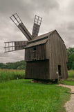 Wooden mill Royalty Free Stock Photo