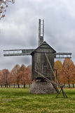 Wooden mill Royalty Free Stock Photos