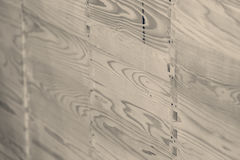 Wooden moldings Stock Photography