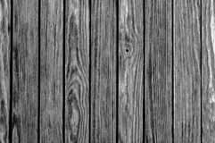 Wooden Monochrome Background Royalty Free Stock Images