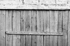Wooden Monochrome Background Royalty Free Stock Photos