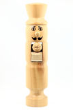 Wooden nutcracker. Stock Photo