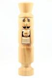 Wooden nutcracker. Stock Photo