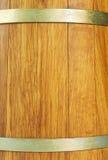 Wooden oak barrel Royalty Free Stock Photography