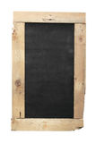 Wooden old blackboard Royalty Free Stock Photos