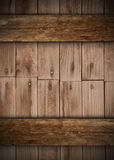 Wooden old boards Stock Images