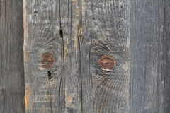 Wooden old fence boards Stock Images