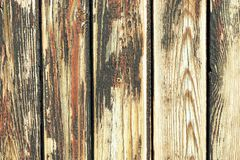 Wooden old planks Stock Images